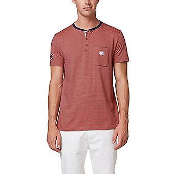 ESPRIT 078ee2k010 T-Shirt, Red (Coral 645), Large Men