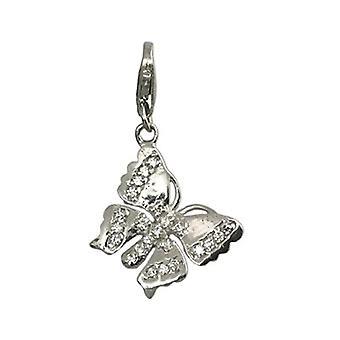 Carlo Biagi CSCZ12C - Women's pendant, sterling silver 925