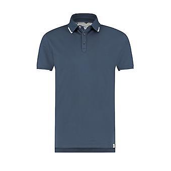 R2 Polo Shirt Navy