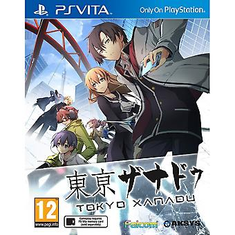 Tokyo Xanadu PS Vita Game
