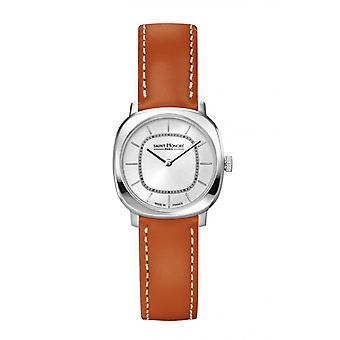 Montre Femme Saint Honor 7170901AIN-SO - Orange Leather Strap