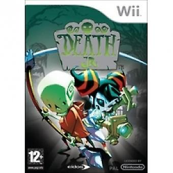 Death Jr Game Wii