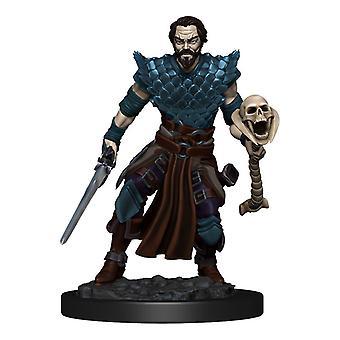 D&D Ikoner av sfärerna premium figurerar (W4) Människa Warlock male