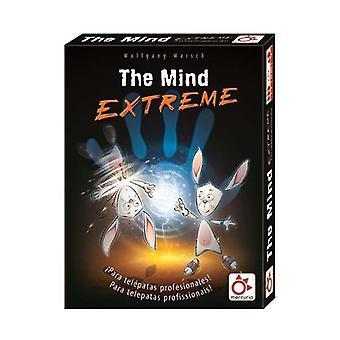 Jeu de cartes Mercurio The Main Extreme (ES-PT)