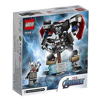 Leikkisetti Thor Mech Armor Lego 76169 (139 kpl)