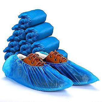 Anti Slip Wegwerp schoenhoezen, stofdichte herbruikbare laarshoes