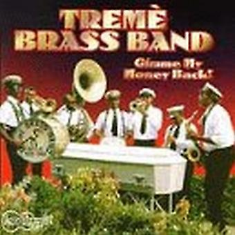 Treme Brass Band - Gimmee My Money Back [CD] USA import