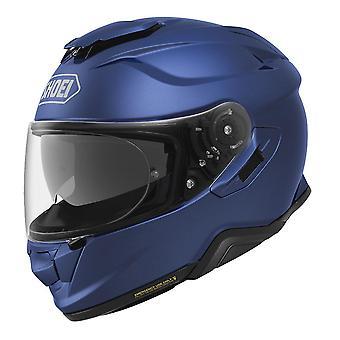 Shoei GT Air 2 Vanlig Motorcykel Hjälm Matt/Blå