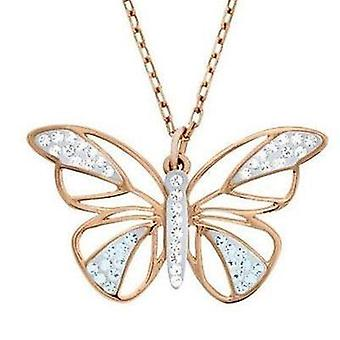 Swarovski jewels necklace butterfly 5079315