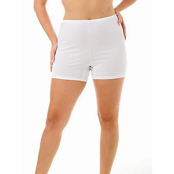 Underworks coton tronc jambe pantalon entrejambe de 5 pouces