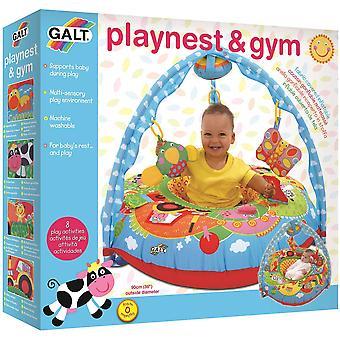 Galt Farm Playnest y gimnasio