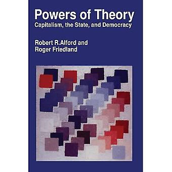 Powers of Theory: Capitalism, the State, and Democracy