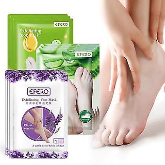 Foot Mask- Remove Dead Skin Exfoliating Pedicure Socks