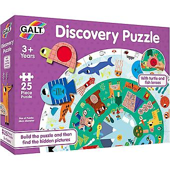 Galt Discovery Puzzle