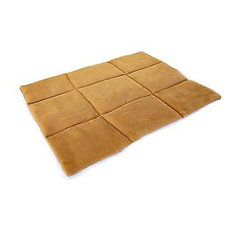 Cushion Mat Beige For Wire Dog Cage