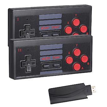 1080p Mini Tv Handheld Retro Classic Game Console Built-in 628 Game Nes Video Game Hdmi