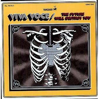Viva Voce - Future Will Destroy You [Vinyl] USA import