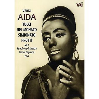 G. Verdi - Verdi: Aida [DVD Video] [DVD] USA import