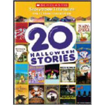 20 historias de Halloween - importación de Estados Unidos Scholastic Storybook [DVD]