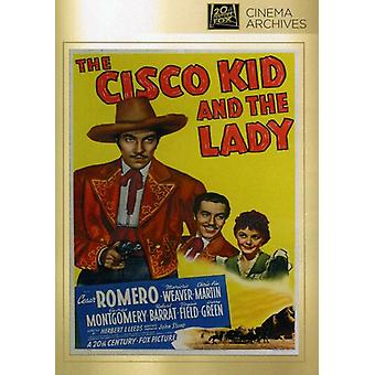 Cisco Kid & l'importation USA Lady [DVD]