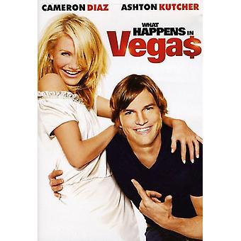 Mitä tapahtuu Vegas [DVD] USA tuonti