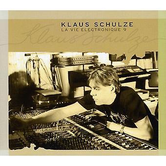 Klaus Schulze - Klaus Schulze: Vol. 9-La Vie Electronique [CD] USA import