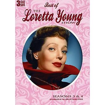 Best of Loretta Young Show Seasons 3-4 [DVD] USA import