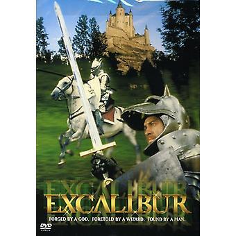 Excalibur [DVD] USA import