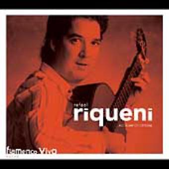 Rafael Riqueni - Alcazar De Cristal [CD] USA import