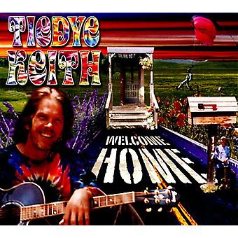 Tiedye Keith - Welcome Home [CD] USA import