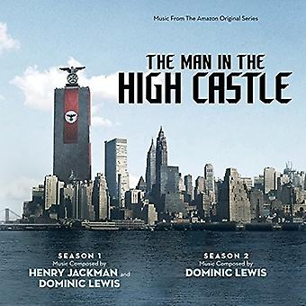 D.Lewis/H.Jackman - Man dans la distribution haute [CD] USA import