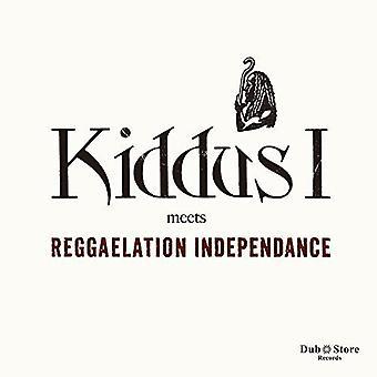 Kiddus I & Reggaelation Independance - Kiddus I Meets Reggaelation Independance [CD] USA import