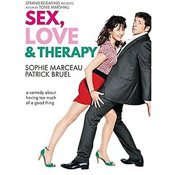 Sex Love & Therapy [DVD] USA import
