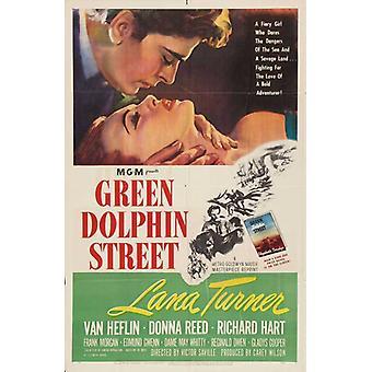 Affiche du film Green Dolphin Street (11 x 17)