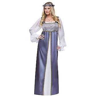 Lady Capulet Renaissance Medieval Deluxe Women Costume