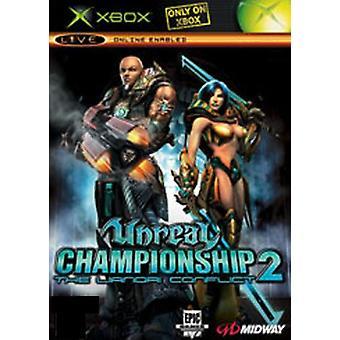 Unreal Championship 2 (Xbox) - Nouveau