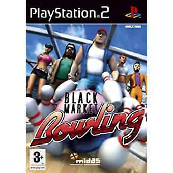 Black Market Bowling (PS2) - Ny fabrik forseglet