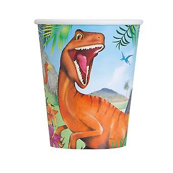 Dinosaure tasses 9â€