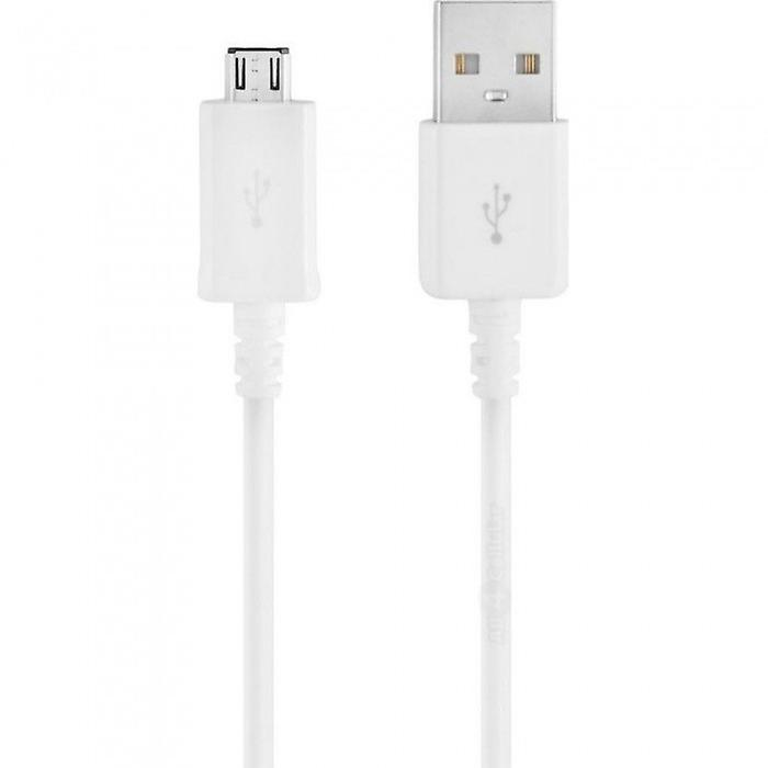 Samsung ECB-DU4AWE micro-USB charging cable data cable white