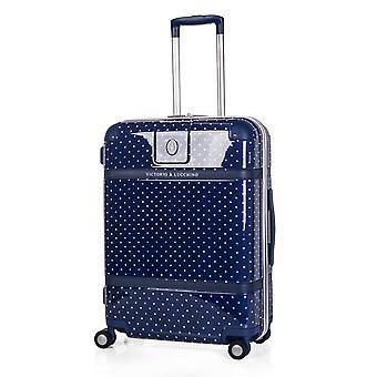 Reisetasche Trolley mittlere Polycarbonat Pc Victorio und Lucchino 80160