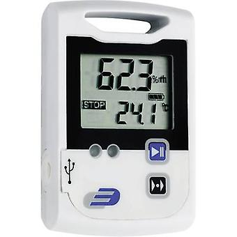 LOG110 Temperatur/fugtighed Datalogger