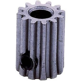 Reely Motor pinion Module Type: 48 DP Boring diameter: 3.2 mm Nr. tanden: 30