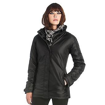 B&C Womens Real+ Jacket - JW925
