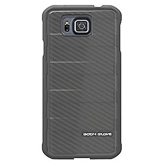 Body Glove Rise Case for  Samsung Galaxy S5 Alpha (Black Carbon Fiber) - 9462101