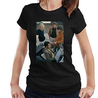 T-shirt TV volte Bobby Moore e Gang 1970 femminile