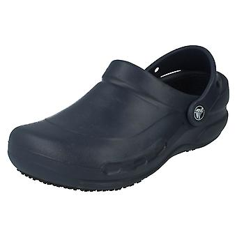 Mens Crocs Slip On Mules Bistro