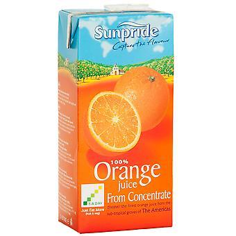 Sunpride Orange Fruit Juice Cartons