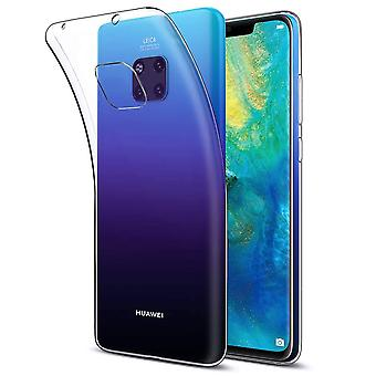 Ultratunn soft shell TPU Huawei Mate 20 Pro Translucent