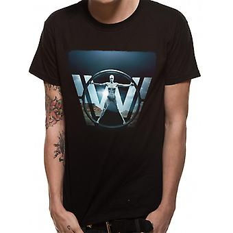 Westworld - Vetruvian Woman (Unisex)   T-Shirt