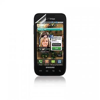 Verizon Samsung faszinieren SCH-i500 Anti-Glare Display-Schutzfolien (klar, 3er-Pack)
